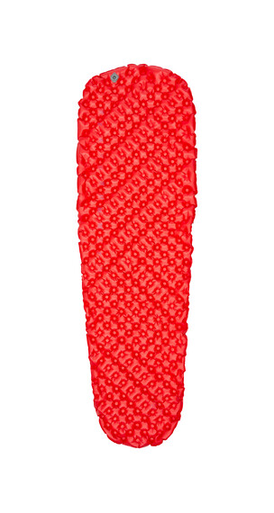 Sea to Summit Comfort Plus - Esterilla - Insulated, Large rojo